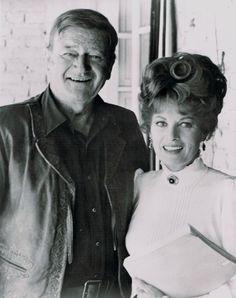 John Wayne Movies, Maureen O'hara, Tv Westerns, American Legend, Actor John, Vintage Hollywood, Hollywood Men, Hollywood Icons, Hollywood Glamour