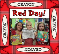 Great link to a kindergarten class and all the fun they have learning colors the beginning of school year. So stealing her great ideas. Education And Literacy, Kindergarten Literacy, Kindergarten Classroom, Early Literacy, Classroom Ideas, Special Education, Kindergarten Colors, Preschool Colors, Teaching Colors