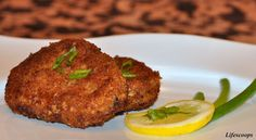 Crumb Fried Fish with Mustard Marinade - My grandmother's recipe - To Die For !!