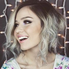 The Grey Hair Trend Is Huge For Summer 2015
