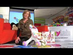 Carrinho de Bebê de Brinquedo para Boneca - Fisher-Price