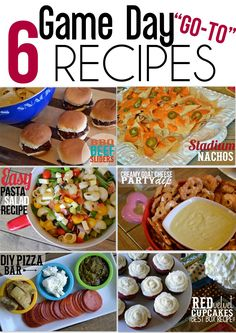 6 Game Day Go-To Recipes via @littlemissmomma and @Cost Plus World Market