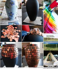 Cool DIY & Crafts Ideas