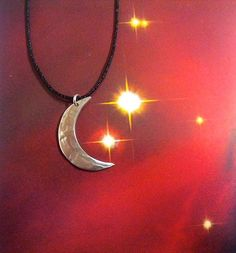 'We are all like the bright we still have our darker side' Crescent // SHOP on Night Skies, Moonlight, Fine Jewelry, Skull, Pendants, Bright, Sterling Silver, Shop, Hang Tags