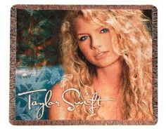 Taylor Swift Album Blanket $29.99