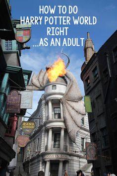 Harry  Potter World for Adults