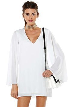 Nasty Gal Ramble On Dress | Shop Dresses at Nasty Gal