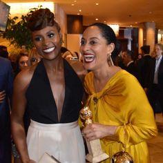 The Power of Black Women Issa Rae & Tracee Ellis Ross