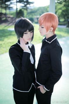 Yuki Souma & Kyo Souma | Fruits Basket Fruits Basket Cosplay, Hot Anime Guys, Cosplay Costumes, Wigs, Anime Cosplay, Fandom, Character, Lace Front Wigs, Lettering