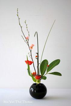 Art Floral Ikebana Mai Van Thai Thomas