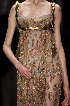 Dolce & Gabbana fall 2006 rtw details