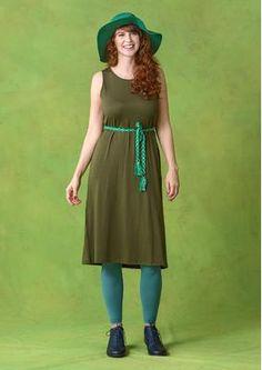 Dress made of Micromodal / Elastane 68701-81.tif