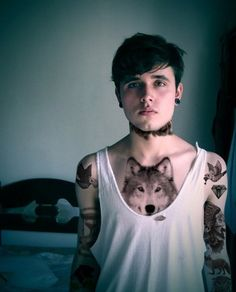 55 Wolf Tattoo Designs | Showcase of Art