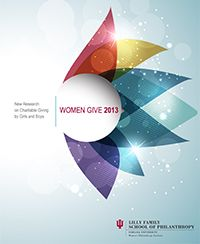 Women Give | Indiana University Lilly Family School of Philanthropy