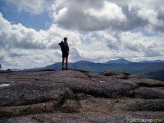 Webster Cliffs - Appalachian Trail    #ExpediaWanderlust