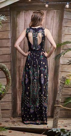 Vestido Longo Delicadeza I