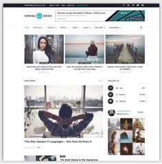 ionmag theme gratuit WordPress responsive