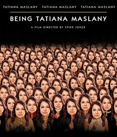 They could literally make an entire movie with just Tatiana Maslany.