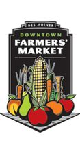 The Downtown Des Moines Farmers' Market is a can't-miss occasion every Saturday in the summer and fall!