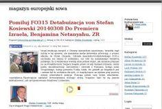 sowa: Maliki oskarża Arabię Saudyjską i Katar o destabilizację Iraku ... Stefan Kosiewski : (...)Och, Lechu, Lechu, prezydent. Dobrze takiemu, jedzie do Arabii Saudyjskiej i fotografuje się w łazience prawdziwie ze złotymi kranami, Bo Tymoszenko to miała ponoć wózek inwalidzki na Majdanie, tak ją w krzyżu bolało, ale wczoraj, czy przedwczoraj sfotografowała się na stojaka, w objęciach Tuska, radośnie, takie są kobiety spontaniczne. Oj, życie, życie. Bawimy się, jak damy.