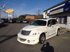 Chrysler PT Cruiser Limited Custom show car
