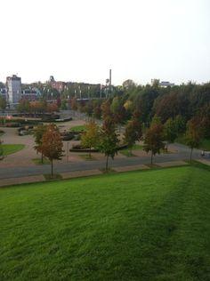 Udo Lindenberg Platz Berg, Sidewalk, Side Walkway, Walkway, Walkways, Pavement