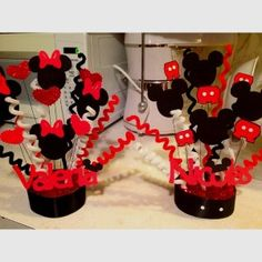 JJ's party ideas / Mickey and Minnie mouse party theme | Shop food| Kaboodle