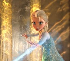 Frozen - Elsa. Man, their parents did not handle Elsa's powers well at all. Her father should've searched the world over trying to find someone/thing to help her control them. Instead Elsa's parents basically left her to a lonely childhood (Anna too) - & a lonely queenship in the future. Didn't think ahead to when she would be queen... >.>