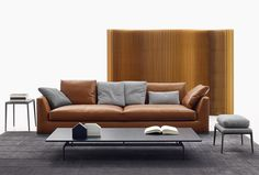 Sofa: RICHARD - Collection: B&B ITALIA - Design: Antonio Citterio