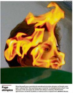 Capa de jornais e revistas com Dilma Rousseff gera polêmica nas redes sociais