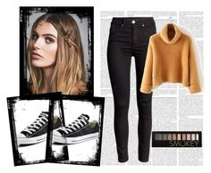 """""""Smokey"""" by anthomas253 ❤ liked on Polyvore featuring Free People, Converse, Forever 21 and MyStyle"""