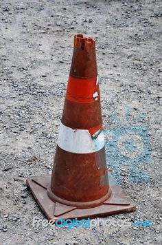 Old Traffic Cone