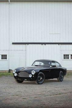 Aston DB Mk III