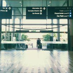 @Brisbane airport