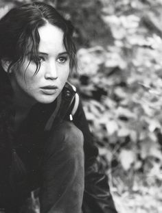 Katniss in the games