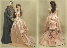 Phantom of the Opera ..... Crawford Manor - Custom made Dolls