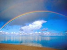 Rainbow Colour Nature