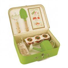 Now this sounds fun. Gardening kit.
