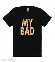 Sweet apology: My Bad #Skreened