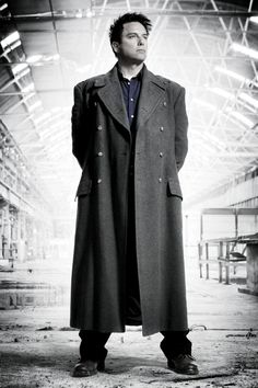 Any Torchwood or Doctor Who fan knows this man and his coat very well... and gosh dangit we want them both!