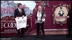 Helen Mirren Twerking
