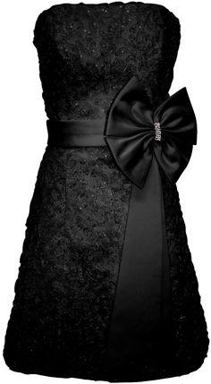 black bridesmaid dresses | Black Bridesmaid Dress | Bridesmaids and Weddings