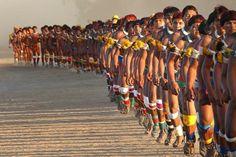 UIVO DA LOBA: Dia do Índio