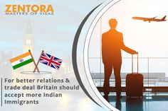 For better relations and trade deal Britain should accept more Indian immigrants