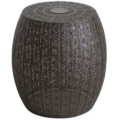 Luxury Pier One Ceramic Garden Stool