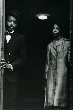 Leonard Freed - Black in White America - Brooklyn, New York, 1963