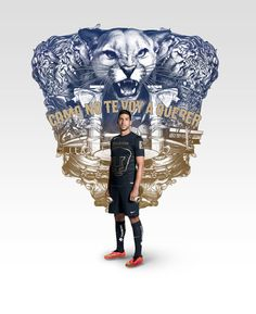 Nike And Pumas Unveil Home and Away Kits for 2014-15 Season Design of new kits inspired by club's first-ever championship season.