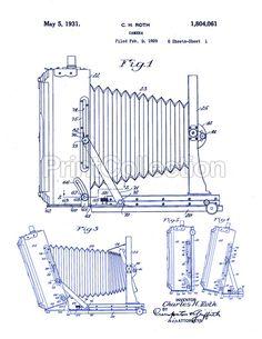 patent drawing-camera