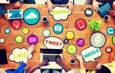 redes sociais no prato - Pesquisa Google