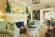 English Country Cottage Decor | Classic design and colors | My Dream House